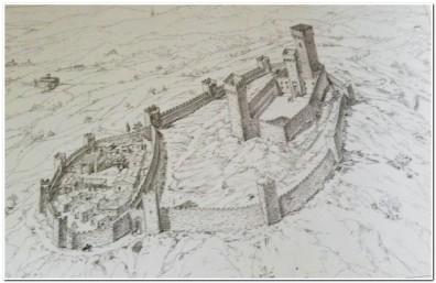 castello-di-romena-pianta