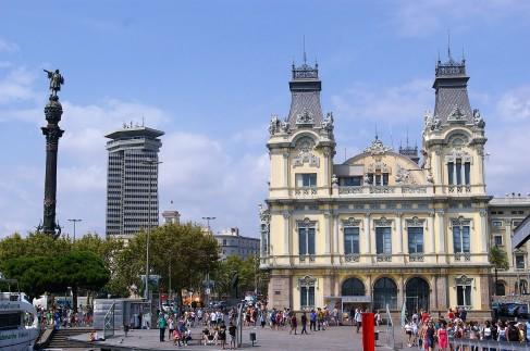Plaza Portal de la Pau