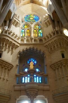 Interni Sagrada Familia