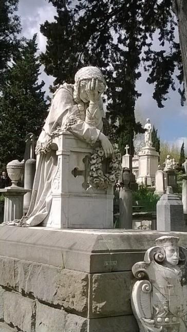 cimitero protestante firenze tomba di arnold savage landor
