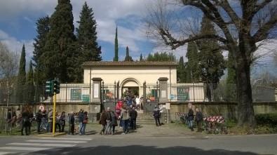 firenze cimitero protestante ingresso