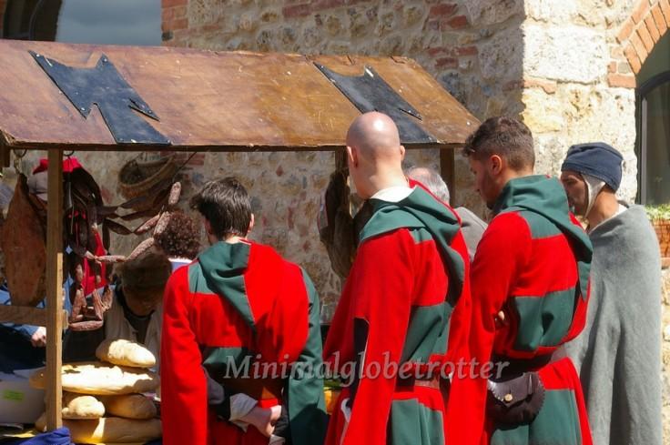 monteriggioni medioevale 7