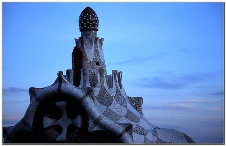 6 barcellona parco guell
