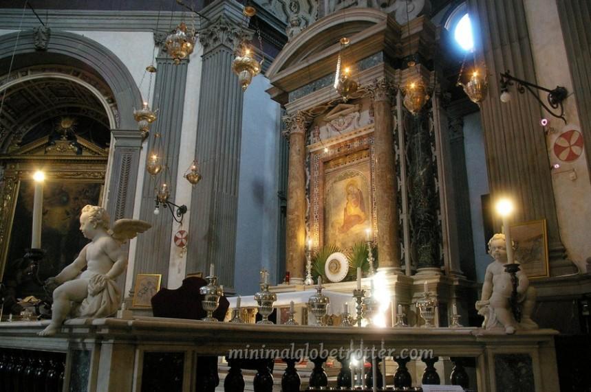 Pistoia basilica Madonna dell'umiltà (1)