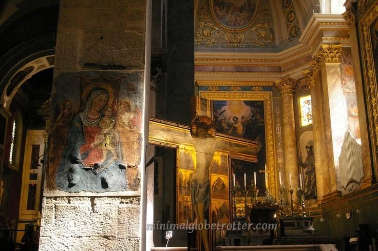 Pistoia cattedrale S. Zeno