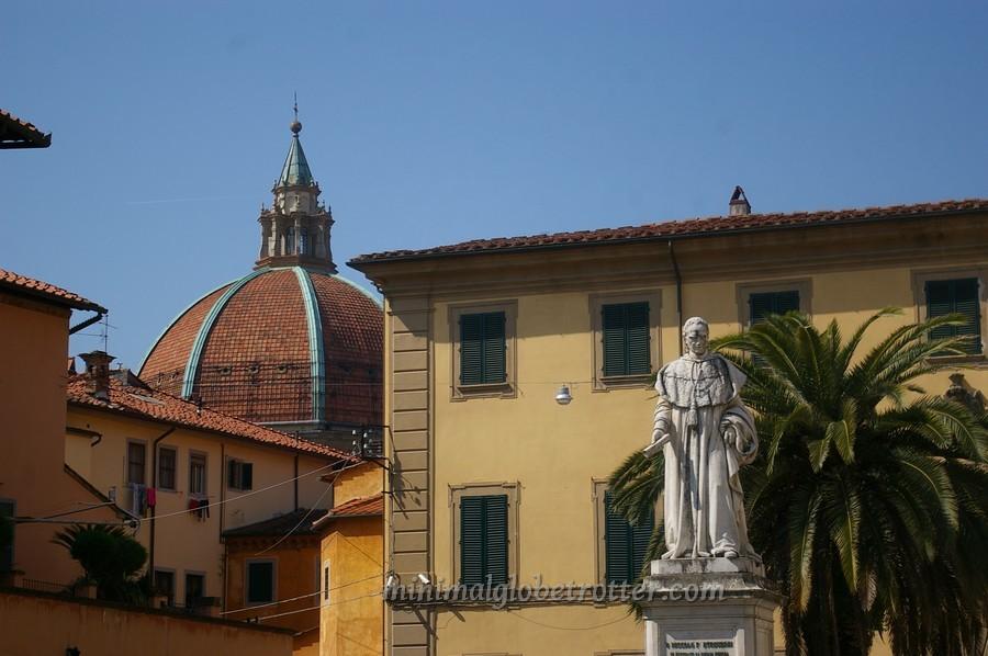 Pistoia piazza Santo Spirito (2)