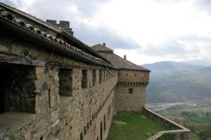 Castelli del Ducato fortezza di Bardi