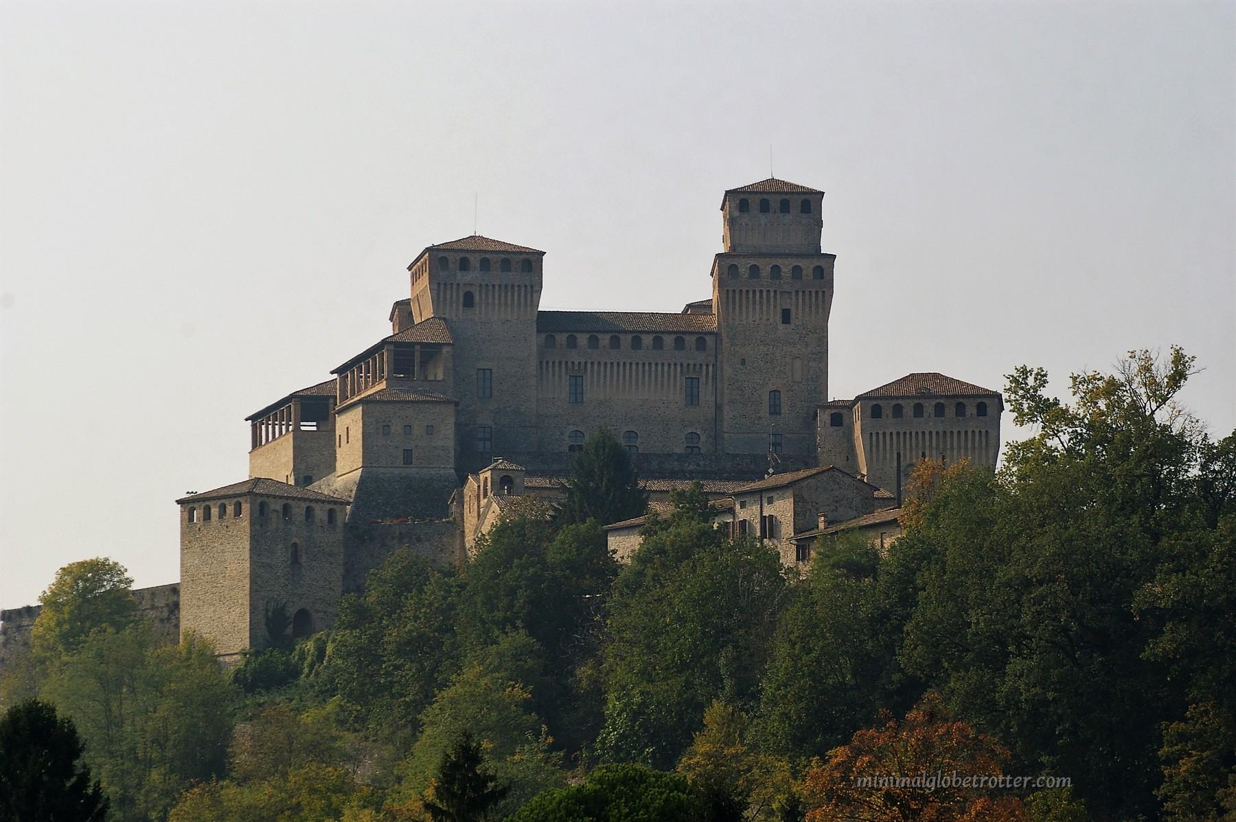 Castelli del ducato castello di Torre Chiara
