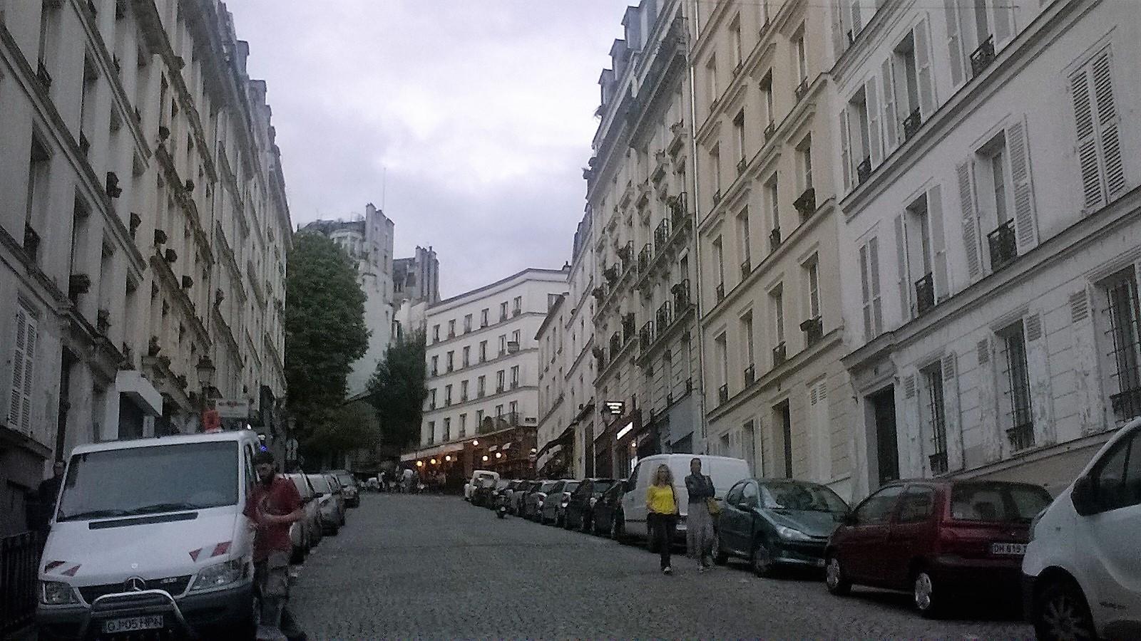 parigi rue ravignan
