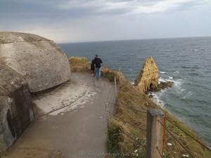 Pointe-du Hoc-bunker