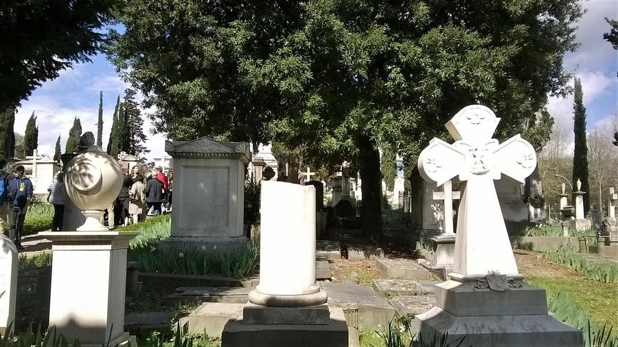 firenze cimitero degli inglesi