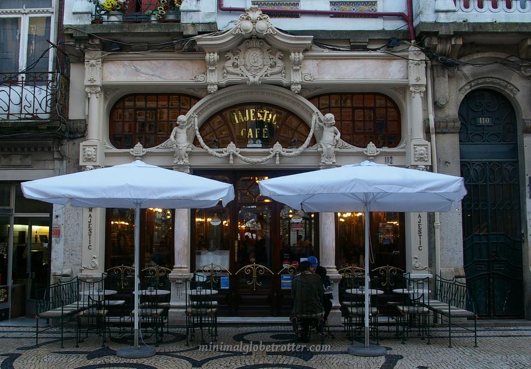 Majestic Café a Porto - Il caffè dove la  Rowling ha scritto Harry Potter