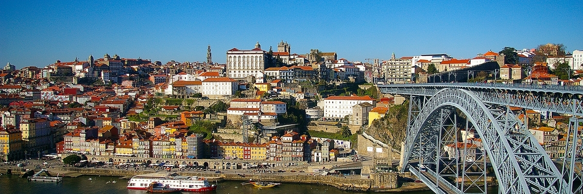 porto-ponte-dom-luis I-landscape
