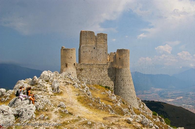 Rocca Calascio il castello